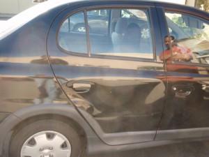 car door dent repair