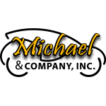 michael and company inc. logo