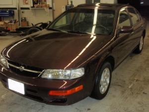 front bumper repair