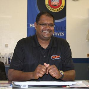 Roopesh Chandra